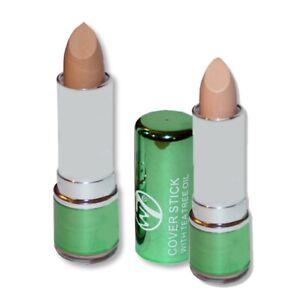 W7 MakeUp Make Up - Concealer Cover Stick With Tea Tree Oil Conceal Spot Blemish