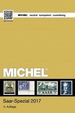 Catálogo Michel especializado de Saar. Edición 2017. a color