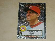 2011 Topps 52 Black Diamond Wrapper Redemption 6 Joey Votto