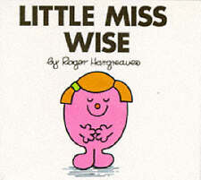 Little Miss Wise by Roger Hargreaves (Paperback)
