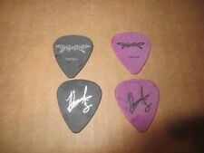 DRAGONFORCE Lot Of 2 Guitar Picks Herman Li