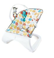 Stylish Neo Baby Rocker Modern Bouncer Chair With Music & Vibrations