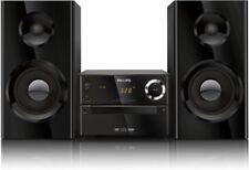 Philips DVD Mini Stereoanlage Kompaktanlage 70 Watt MCD2160/12, Schwarz