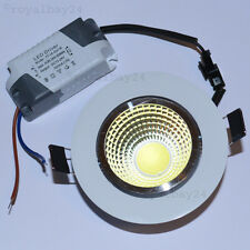 5W LED basse tension einbau-dekenlampe + PILOTE pivotant 6000K