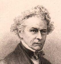 Eau-Forte Napoléon Henri Reber Mulhouse Compositeur Musique Haut-Rhin Alsace