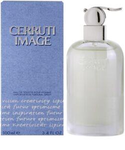 PARFUM CERRUTI IMAGE 100ML EAU DE TOILETTE NEUF SOUS BLISTER