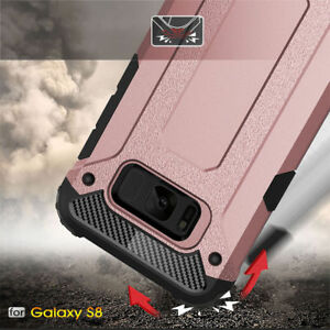 Hard Armor Survivor Stylish Shockproof Case Cover for Apple iphone 678X