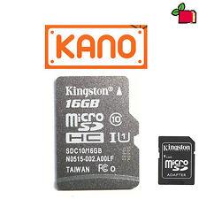 16GB CLASS10 SCHEDA SD precaricata con KANO preinstallata per Raspberry Pi