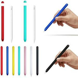 For Apple iPad Pencil 1st 2nd Gen Hard Grip Case Cover Pen Protector Holder Skin