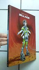 BUCHET / SILLAGE 10 /  RETOUR DE FLAMME / TL  EO + DVD