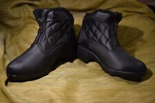 NEW Women's Size 7 Black Sporto Zelda Waterproof Snow Rain Winter Boots