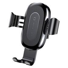 Baseus Universal KFZ Handy Halterung & Induktive Ladestation iPhone 8 / 8 Plus