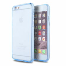 Shockproof Rubber Clear 360 Protective Case Cover for Apple iPhone 7 Plus 6/6s 8
