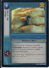 Lord of the Rings CCG - Reflections - Narya Ring of Fire #19 Foil