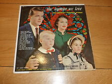 THE HYMNS WE LOVE - The nation's favorite hymns - UK 16-track vinyl LP