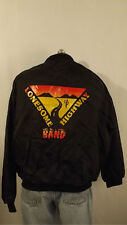 Vtg Lonesome Highway Band Tour Jacket sz Xxl Usa made