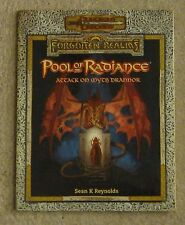 dungeons & dragons forgotten realms Pool of Radiance Attack Myth Drannor module