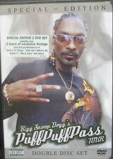 Snoop Dogg - Puff Puff Pass Tour [Special Edition] 2-Disc Set - DVD