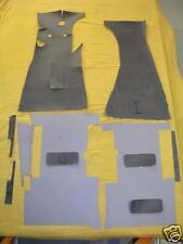 300SL Gullwing / Roadster Insulation - Intermediate Kit