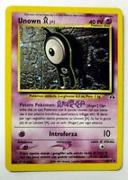 Pokemon TCG Card Game Neo Discovery Icognito Holo Foil 14/75 Neu