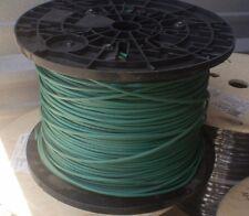 950 Ft Belden DATATWIST Enhanced 5E+ 1501A Communications LAN Cable Green Cat5E