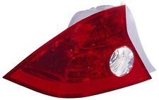 2004-2005 Honda Civic Coupe New Left/Driver Side Tail Light Assembly