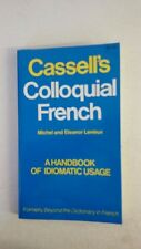 Cassell's Colloquial French Paperback – 1981 by Michel Levieux  (Author), Eleano