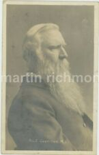 Sheffield, Rev. Chorlton Vicar of Christ Church Pitsmoor 1905 RP Postcard, C017