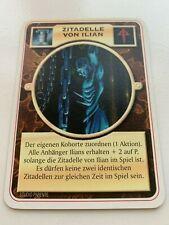 Doomtrooper Fortification: Zitadelle von Ilian *German* Mutant Chronicles CCG