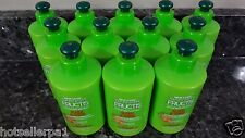 12 Garnier Fructis SLEEK & SHINE Intensely Smooth LEAVE-IN Conditioning Cream