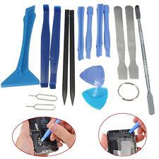 Universal 17in 1 Repair Tools Screwdriver Set Metal Pry Spudger for iPhone  iPad