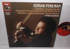 EL 27 0183 1 Dvorak Sonatina 4 Romantic Pieces Smetana From My Homeland Perlman