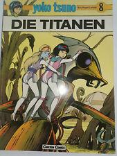 Yoko Tsuno Tome 8 -- LES titanencarlsen Verlag