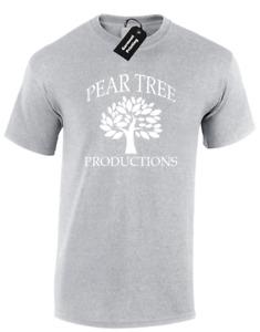 PEAR TREE PRODUCTIONS MENS T SHIRT TEE ALAN PARTRIDGE FUNNY JOKE NOVELTY RADIO