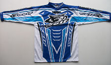 Wulfsport Predator Off Road / Motocross Jersey Youth Kids Blue, 8-10 years