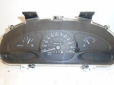 98 99 00 01 02 Ford Escort 4 Door Sedan Speedometer Instrument Cluster OEM 254K