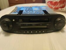 For Volkswagen Beetle Bug VW Cassette Radio PU-1667A Clarion OEM Player