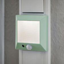 LED Nachtlicht Notlicht mit Bewegungsmelder Sensor Lampe 230V Steckdose N14-3