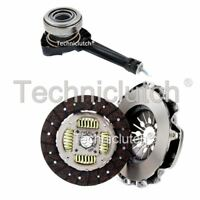 NATIONWIDE 3 PART CLUTCH KIT WITH CSC FOR RENAULT TRAFIC BOX 1.9 DCI 100