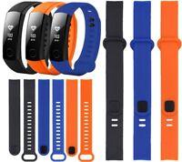 TPE Uhrenarmband Armband Ersatzband Band Strap Für Huawei Honor Band 3 Tracker