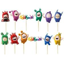 ODDBODS CAKE TOPPER TOPPERS CUPCAKE BALLOON SUPPLIES DECORATIONS PARTY FAVOR