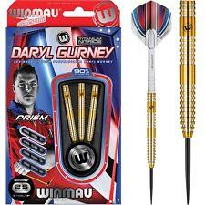 Winmau Daryl Gurney Darts Set 22g 23g 24g 25g gram 90% Tungsten Steel Tip Darryl