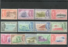 SG 135/SG 147 CAYMAN IS SET N/H/ MINT COMPLETE.. CAT £80