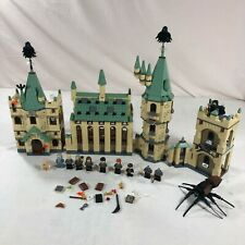 LEGO Harry Potter: Hogwarts Castle (4842) near complete with minifigs