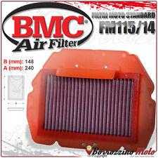 FILTRE À AIR SPORTIF BMC FM115/04 CBR 600 F2 1991-1992-1993-1994