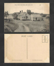 1920s PEARL OF ORR'S ISLAND HOUSE ORRS ISLAND MAINE POSTCARD