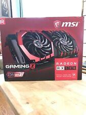 MSI RADEON RX 580 gaming x 8 GB ULTIMATE MINING CARD EVER