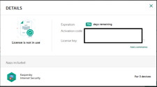 KASPERSKY INTERNET SECURITY 2020 | 3 PCs | 2 YEAR | READ ME!!!