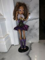 Monster High Ghouls Alive Clawdeen Wolf Doll Werewolf Eyes Close Sounds Move