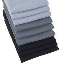 9er Set hochwertige Geschirrtücher Grau, Schwarz,Anthrazit Küchenhandtuch Küche